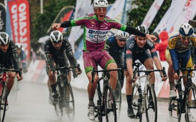 Great victory for Giovanni Lonardi at the Tour of Antalya