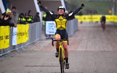 Francesca Baroni wins the 41st Grand Prix Mum and Dad Guerciotti